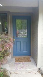 Fun Color On Front Door