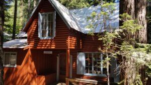Long Barn Cabin - After