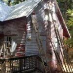 Long Barn Cabin - Before