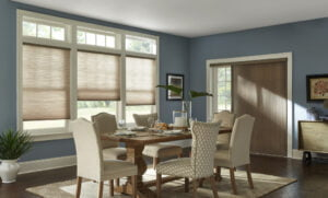 Window coverings by Simply Shades